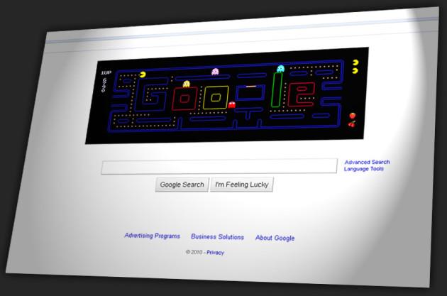 Flash-игра на главной странице Google отняла у общества 500 лет