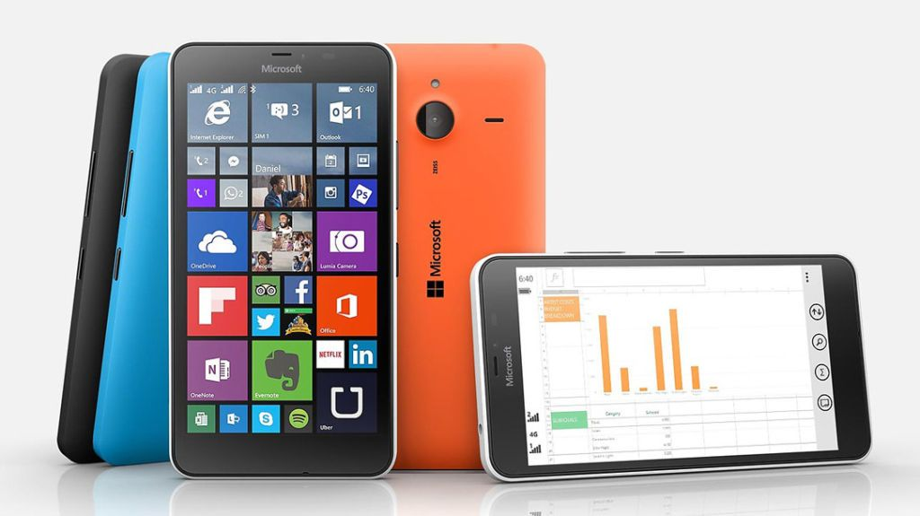 Microsoft Lumia 640 LTE DualSIM