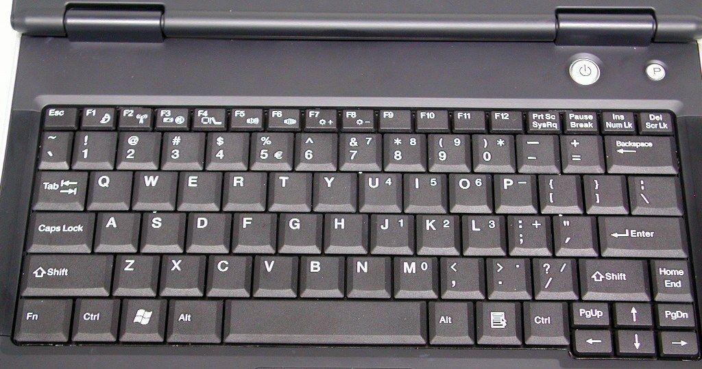 Из чего состоит ноутбук?