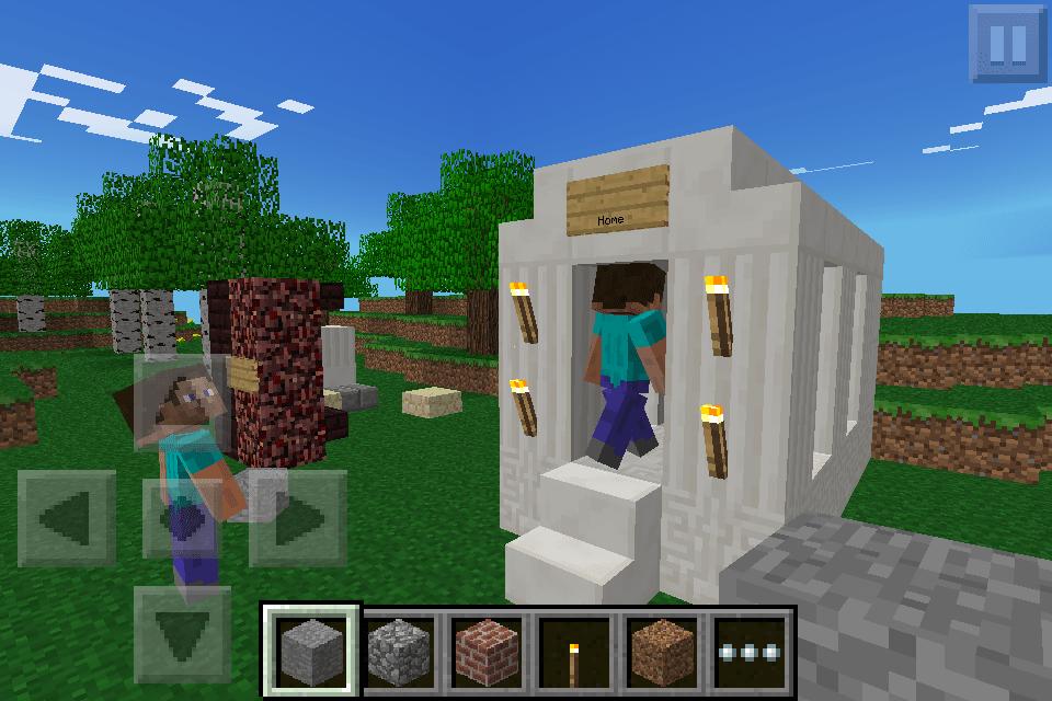 Minecraft для Android