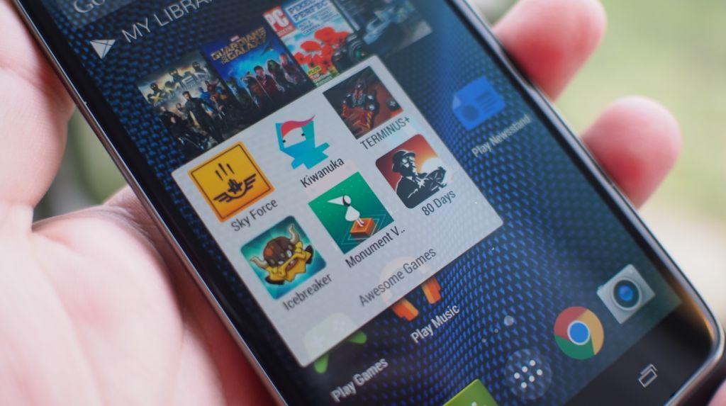 ТОП-5 детских игр на Android