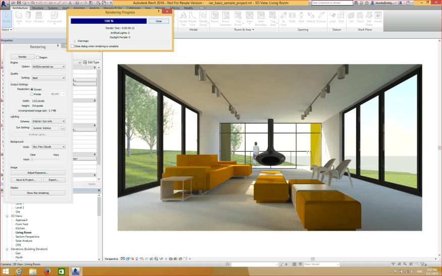 Программа Autodesk Revit