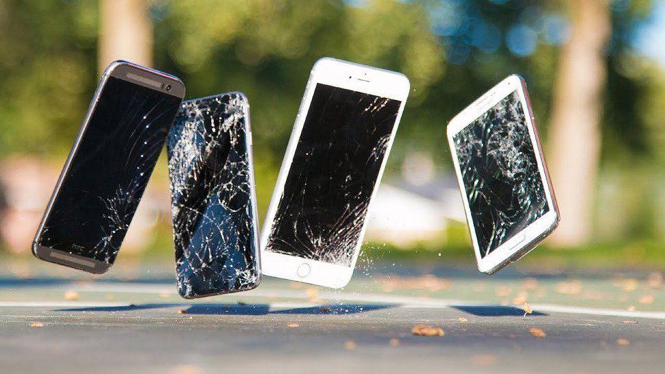 Как уберечь свой мобильный от сильных повреждений
