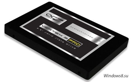 SSD накопитель OCZ Vertex 3 Pro и 550 Мб/с
