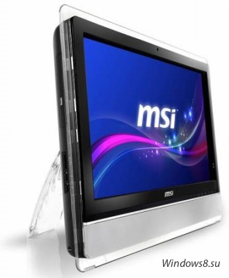 Wind Top AE2410: очередной моноблок от MSI