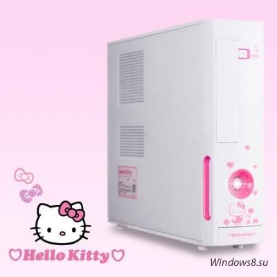 Стильный корпус Hello Kitty M11KT