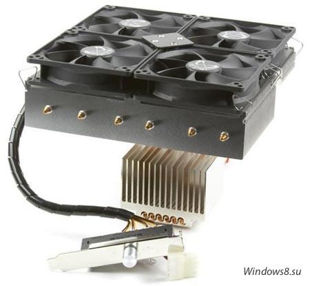 Мощный процессорной кулер Scythe Susanoo