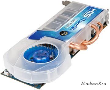Разогнанная Radeon HD 6970 от компании HIS