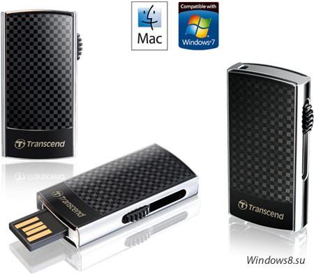 Transcend JetFlash 560: флешки со старым USB 2.0