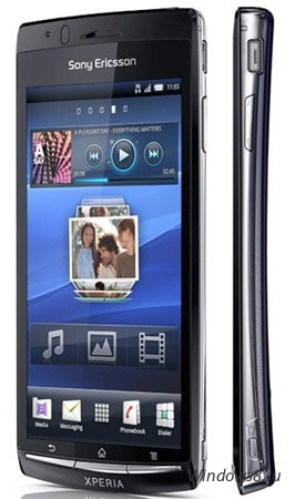 Sony Ericsson откладывает поставки Xperia