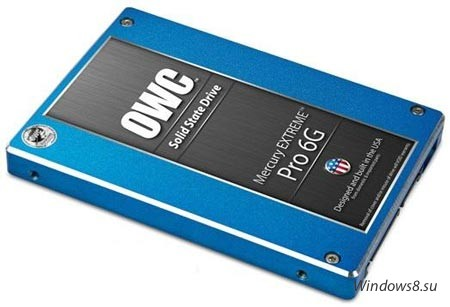 Новый SSD Mercury Extreme Pro 6G от OWC