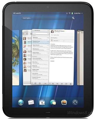 Планшет HP TouchPad готов к продаже