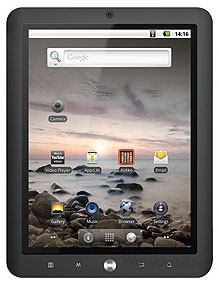 Новый планшетный ПК Mediacom SmartPad 800