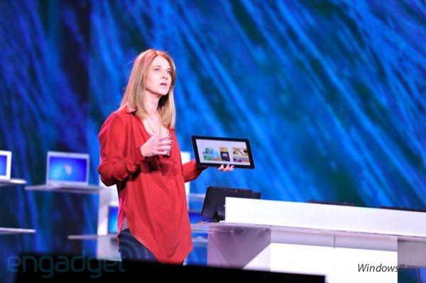 Планшетная версия Windows 8. Минимальные системные требования