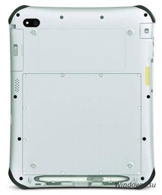 Toughbook Tablet: новый планшет от Panasonic