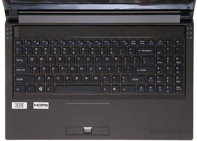 Serval Professional - самый мощный ноутбук c Ubuntu