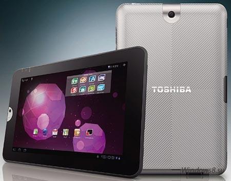 Стильный планшет Toshiba Regza AT300