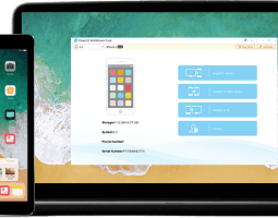 Резервное копирование iPhone 8/8 Plus / X в iTunes 12 на ПК с ОС Windows и Mac