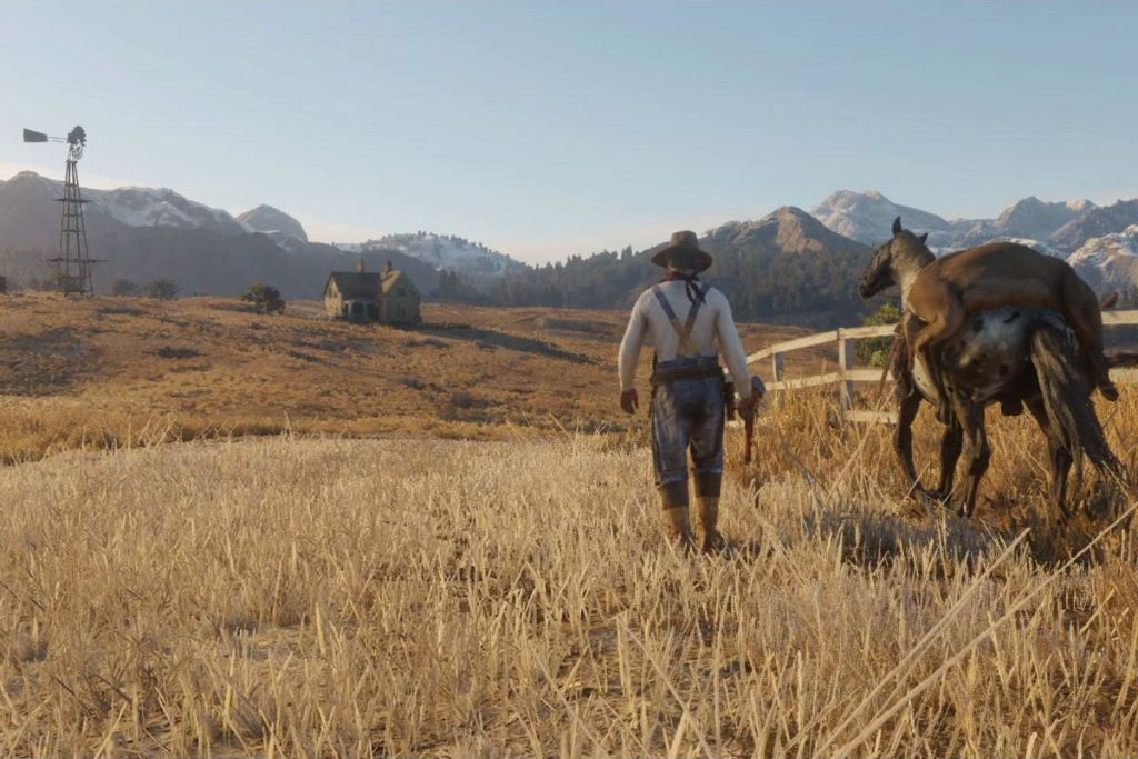 Red Dead redemption-2
