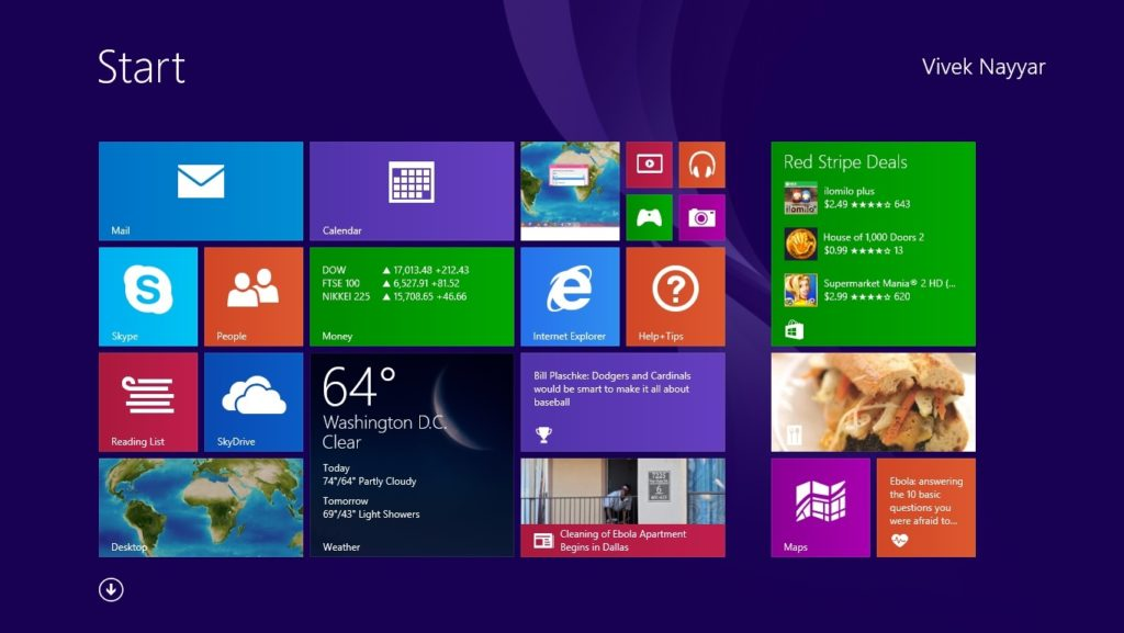 Проблемы Windows 8