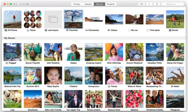 iPhoto - редактор и каталогизатор фотографий для iPhone
