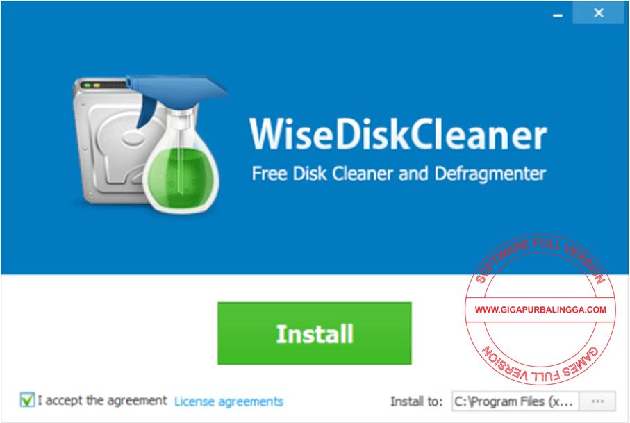 Wise Disk Cleaner – компактное приложение для обслуживания жесткого диска