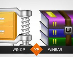 Архиваторы WinZip и WinRar: что выбрать? Схожесть и отличия архиваторов