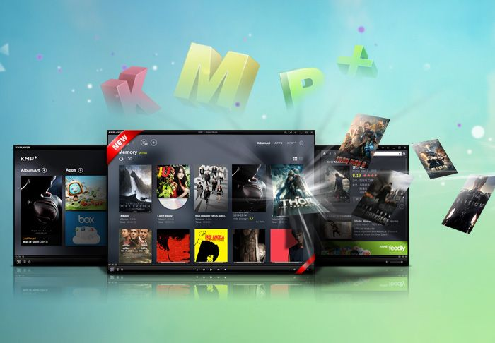 Программа для просмотра видео KMPlayer