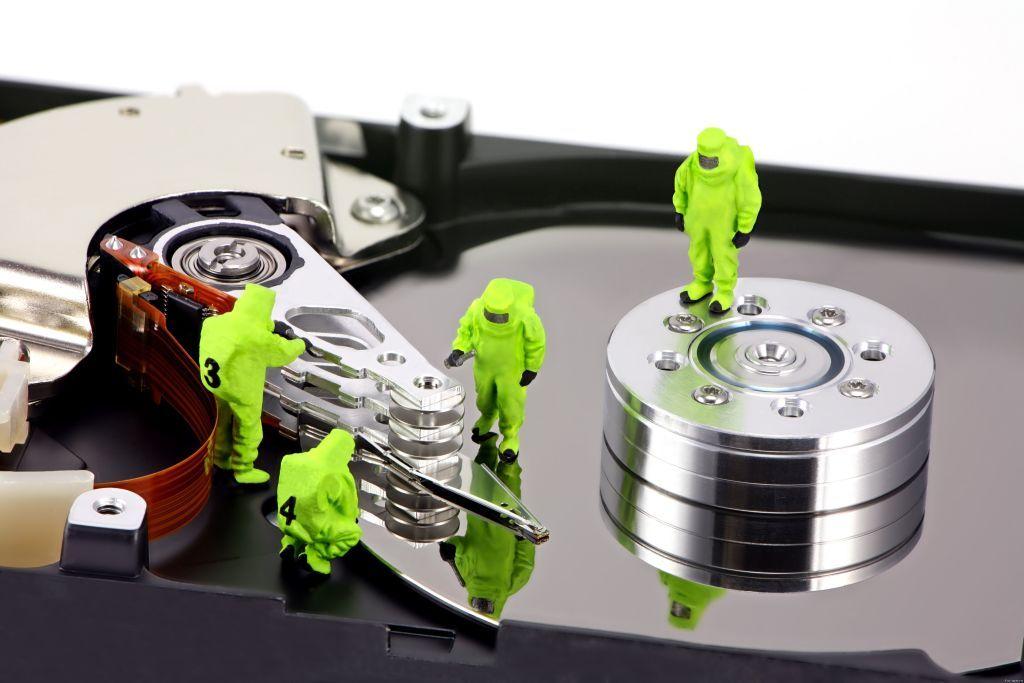 Чем отличается быстрое форматирование от полного?