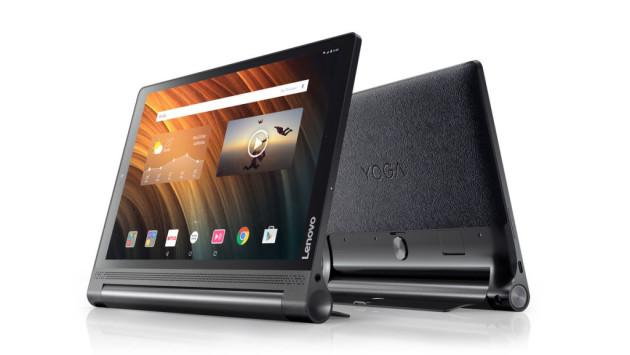Lenovo Yoga Tab 3 Plus - 10-дюймовый планшет для развлечений