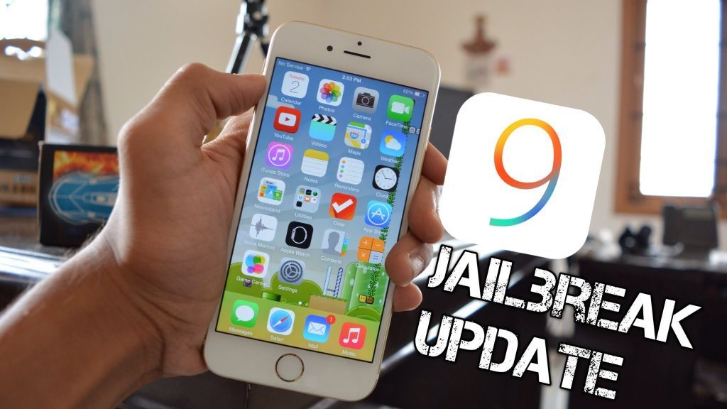 Как установить джейлбрейк на iOS 9