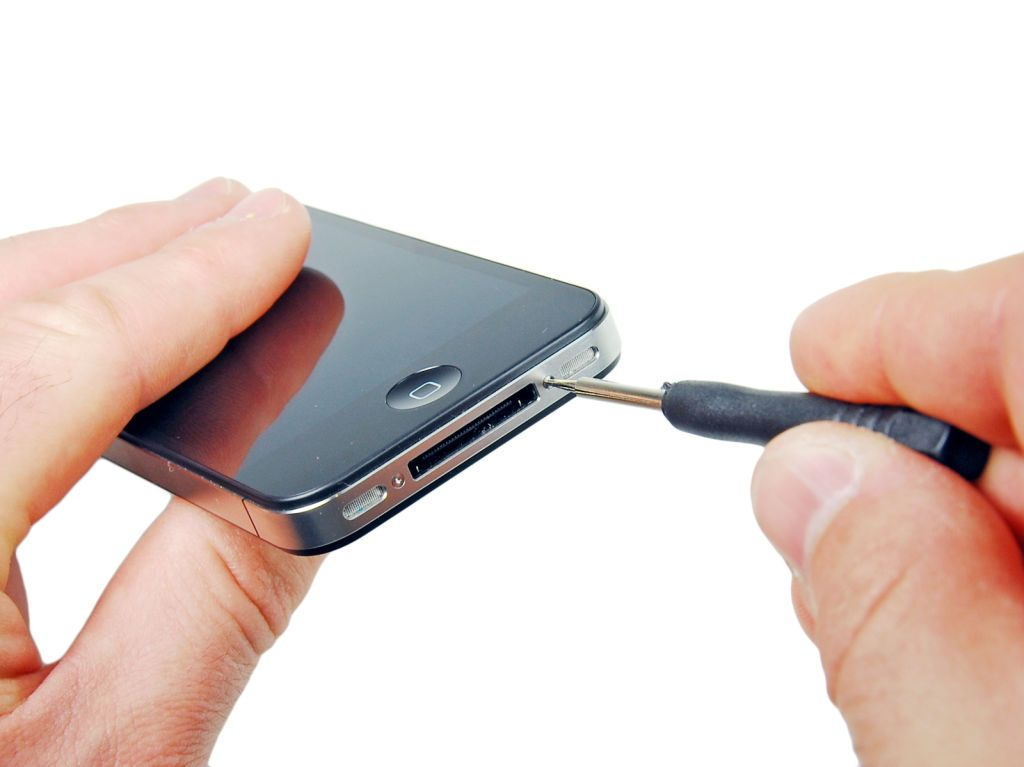 Распространенные неисправности в iPhone