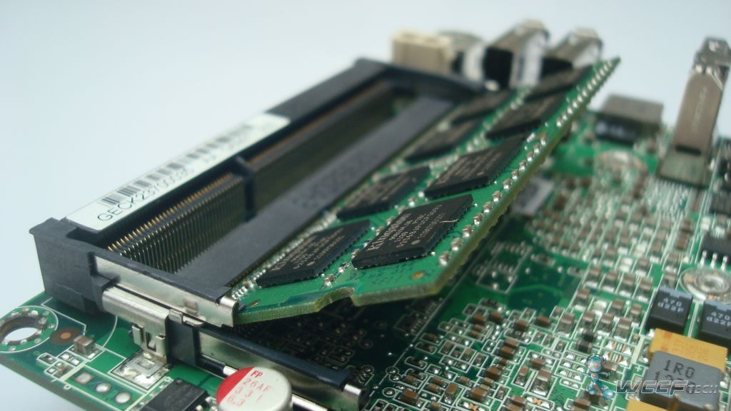Модули памяти — разновидности и объемы