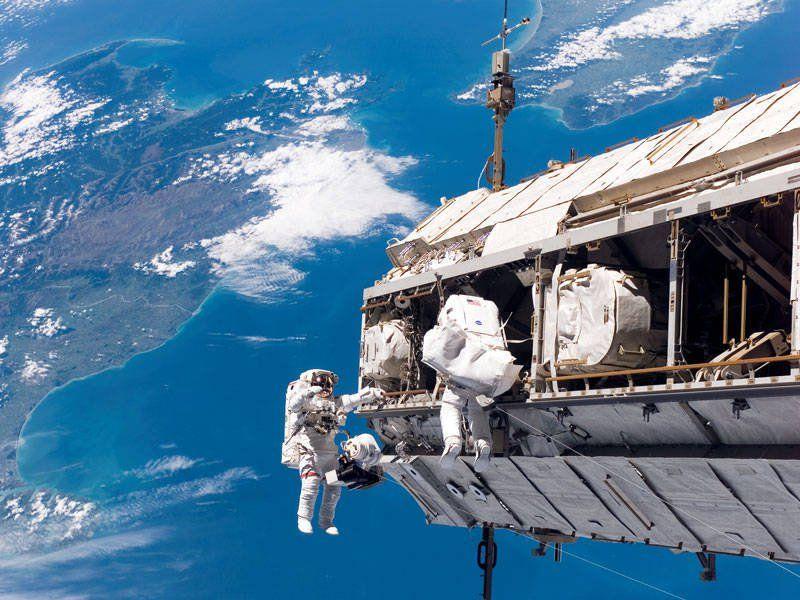 NASA изучит способы хранения топлива в космосе