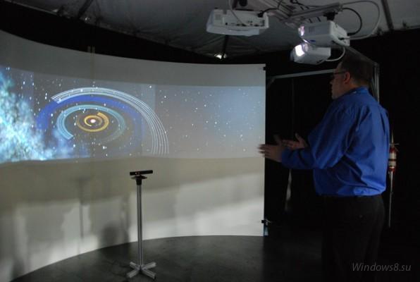 Microsoft продемонстрировала Kinect SDK