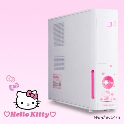 Стильный корпус Hello Kitty M11KT