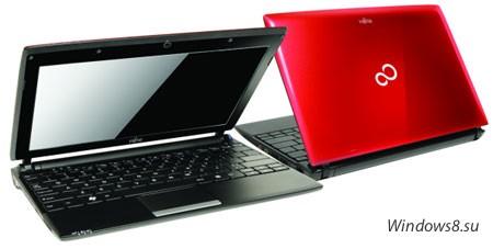 Первый нетбук Fujitsu с MeeGo OS