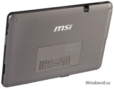 Новинка от MSI - планшет WindPad 110W