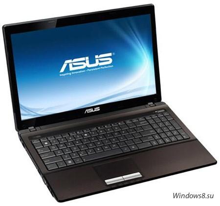 Ноутбук ASUS K53U замечен в продаже в Японии
