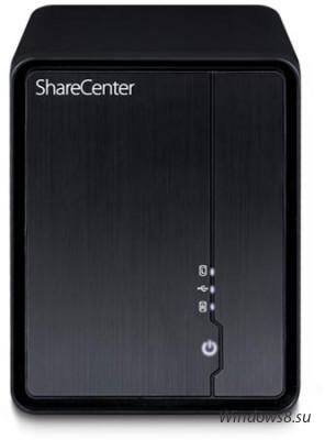 ShareCenter: сетевые хранилища для дома