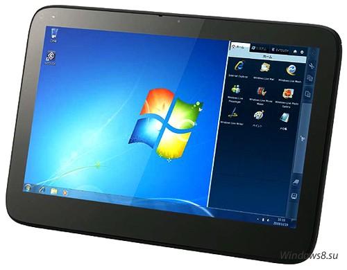 Onkyo TW317A7 - планшет с 3G уже в продаже
