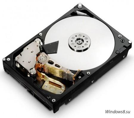 Пятипластинные диски Hitachi Ultrastar 7K3000