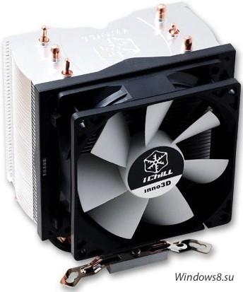 Новые процессорные кулеры iChill от компании Inno3D
