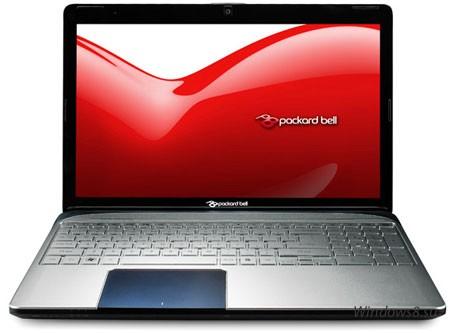 Ноутбук EasyNote TX86 от компании Packard Bell