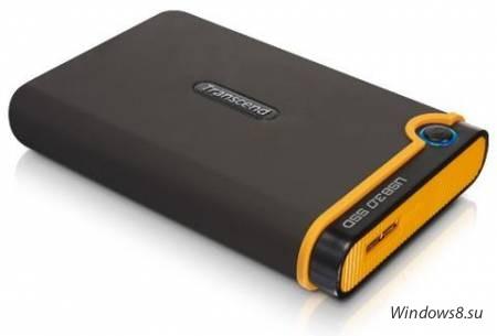 SSD диски Transcend 18C3 с USB 3.0