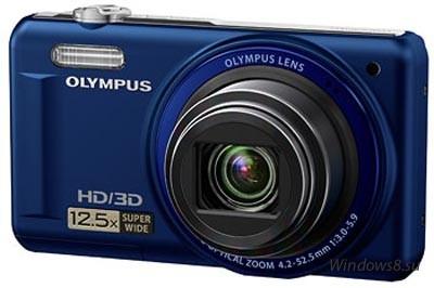 Olympus VR-330 так и не увидит мир