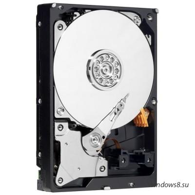 Новые жесткие диски от Western Digital