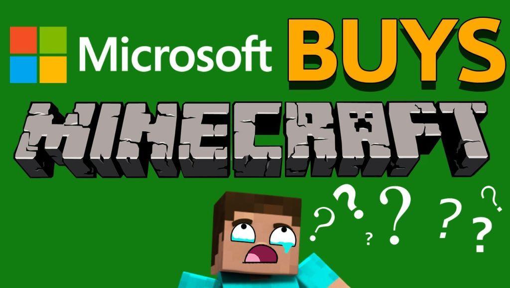 Microsoft отдаст за Minecraft 2.5 млрд. долларов