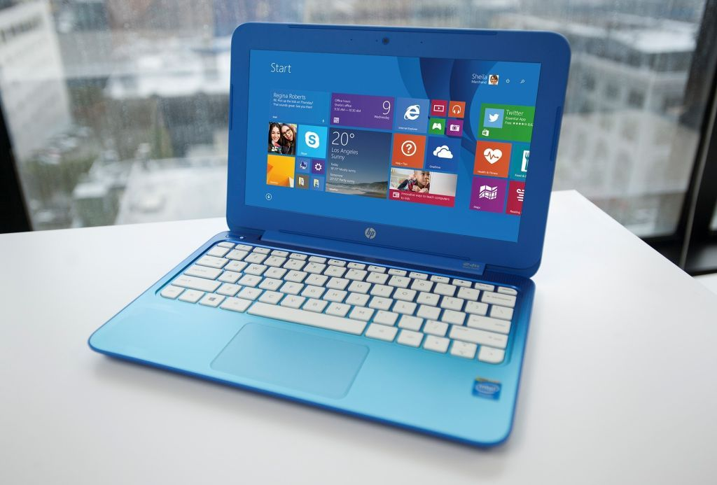 HP Stream – новый сверхдешёвый ноутбук