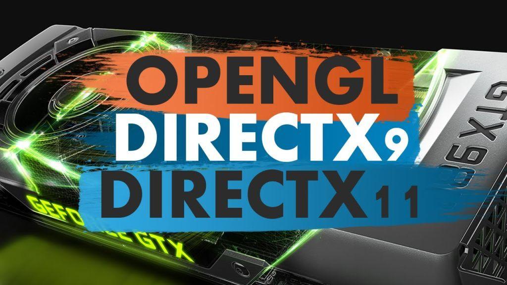 Direct3D и OpenGL низкоуровневый доступ